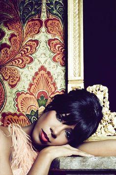 Kelly Rowland by Jason Hetherington for ES Magazine