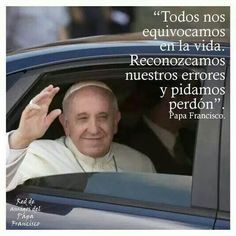 Un saludo del Papa. Noviembre 03, 2014. Papa Francisco Frases, Easter Prayers, Catholic Quotes, Mother Teresa, Pope Francis, Amazing Quotes, Self Development, Wise Words, Favorite Quotes