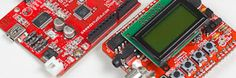 """Triggertrap Shield for Arduino 