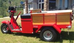 1957 Cushman Truckster for sale