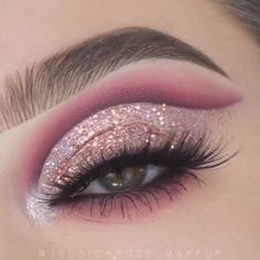 Makeup Eye Looks, Eye Makeup Art, Smokey Eye Makeup, Eyeshadow Makeup, Makeup Eyes, Basic Eye Makeup, Eyeshadow Styles, Makeup Basics, Fairy Makeup