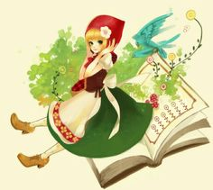 Character: Red Riding Hood