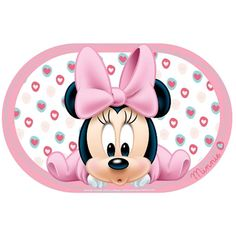 minnie mouse place mat -
