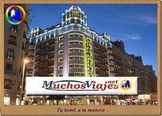 MADRIDhotelemperadormadrid092✯ -Reservas: http://muchosviajes.net/oferta-hoteles