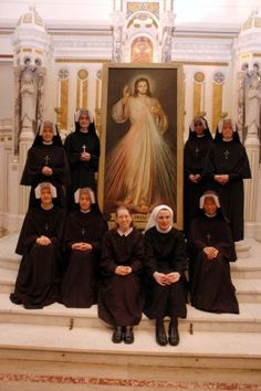 Sisters of Our lady of Mercy (St. Faustina's order)