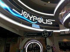 東京ジョイポリス (Tokyo Joypolis) in 東京, 東京都