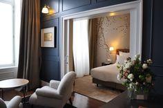 Vidago Palace Hotel, Portugal - Interior