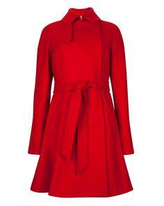 Ted Baker Wool Coat #McArthurGlenStyle