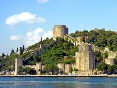 Rumeli Hisari Fortress #Istanbul #Turkey