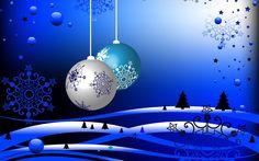 hd-blauwe-kerst-achtergrond-met-kerstballen-kerstmis-wallpaper.jpg (1600×1000)