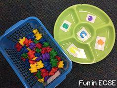 Fun in ECSE Workbasket Wednesday Tasks