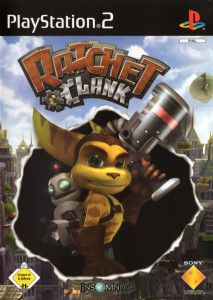 f72d1fca5 Ratchet and Clank-you are in control of a lombax and his robot sidekick  using an arsenal of weapons and gadgets the player will travel from planet  to planet ...