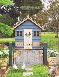 The cute henhouse