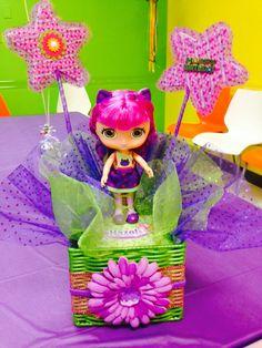 Little Charmers Hazel birthday centerpiece Girls Birthday Party Themes, 4th Birthday, Birthday Ideas, Little Charmers, Birthday Centerpieces, Party Time, Halloween Party, Birthdays, Aurora
