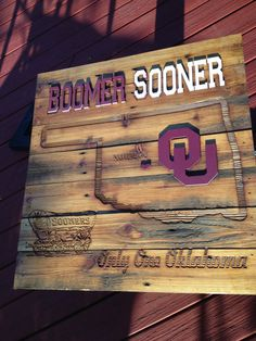 OKlahoma Sooner State Cutout 23 x 23 approx. Item by LaserZStudio, $75.00