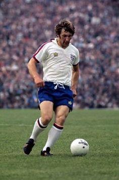 Colin Todd England 1976