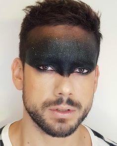 Warrior Makeup, Male Makeup, Makeup Art, Krieger Make-up, Makeup Inspo, Makeup Inspiration, Make Carnaval, Casual Grooms, Extreme Makeup