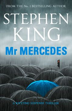 Mr Mercedes : interactive cover by @Hodder & Stoughton from this upcoming Stephen King book. GREAT cover!