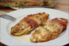 endives jambon mozzarella parmesan