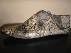 Altered shoe last