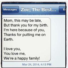 Winning parenting #momwin