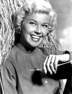 Doris Day (1922-2014), American actress, singer, and animal rights activist.