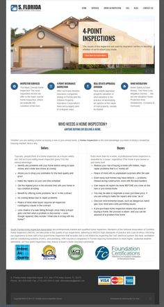 Online Marketing Strategies, Seo Marketing, Florida Home, South Florida, Home Inspection, Search Engine Optimization, Social Networks, Web Design
