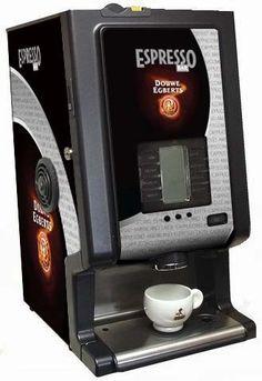 Douwe Egberts Atlantia Instant Coffee Machine, £1499