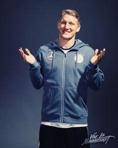 Schweinteiger Mercedes-Benz Fußball — Die DFB-Stars