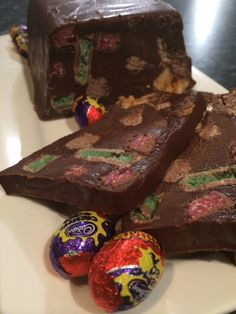 Cook club Chocolate Easter Loaf by Mandy Wrangles
