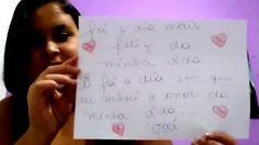 Declaração de amor ♡
