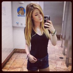 Hey guys I'm back ugh rough tour got sick so I'm in the bathroom what else is new- Avery (fc:Chrissy Constanza)