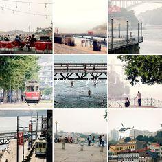 o Porto é... cheio de vida