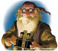 #10. Iceland Christmas Troll Arrives Dec.21: Window Peeper - he peeks in your window to see what he can steal.