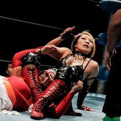 Japanese Female Wrestling: Hibiscus Mii - Japanese Female Wrestling