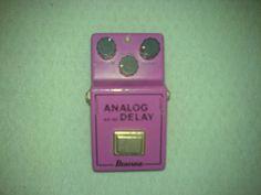 Vintage Ibanez AD-80 Analog Delay. Great one!