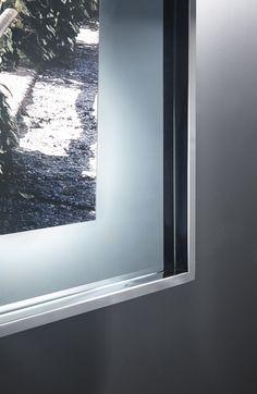 Contemporary frame option