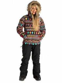 Create your own snowboard outfit: Mix 'n match - Roxy Roxy, Snowboarding Outfit, Snow Outfit, Winter Gear, Ski Fashion, Hunting Clothes, Ski And Snowboard, Autumn Winter Fashion, Clothes For Women