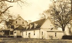 Today it's the Inn at Warner Hall kitchen. Here it is circa 1935. http://www.warnerhall.com