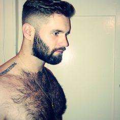 Hot Sexy Hairy Men : Photo