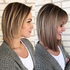 Latest Bob Hairstyles with Bangs Hairstyles 2020 New Hairstyles and Hair Colors Wavy Bob Hairstyles bangs bob Colors hair Hairstyles Latest Long Bob With Bangs, Bob Haircut With Bangs, Bob Hairstyles With Bangs, Short Bob Haircuts, Amazing Hairstyles, Long Hairstyles, Bob With Fringe Fine Hair, Medium Haircuts With Bangs, A Line Haircut
