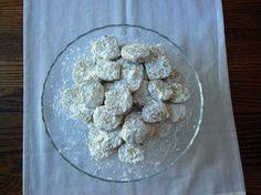 Earl Grey Meltaway Cookies Recipe