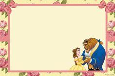 Resultado de imagen para cumpleaños de la bella y la bestia