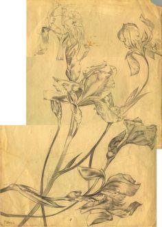 Рисунки 1970-х - http://nikolaybabin.jimdo.com