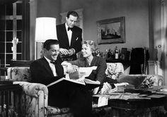 Robert Cummings Ray Milland Grace Kelly in Dial M for Murder (1954)