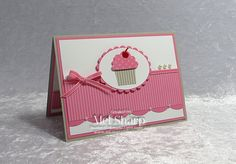 SUO Create A Cupcake by stampinandstuff - Cards and Paper Crafts at Splitcoaststampers