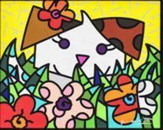 Resultado de imagen para britos pintor artista plastico