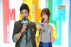 """¿Oh Yeon Seo fue conductora en """"Show! Music Core"""" con su """"esposo"""" Lee Joon porque estaba celosa de…? : __ Generacion Kpop Radio __"""