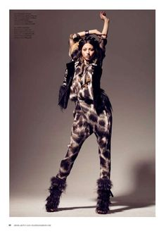 Indigenous fashions | 80 Indigenous-Influenced Fashion Shoots - From Hipster Tribal ...