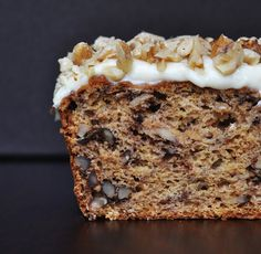 Anja's Food 4 Thought: Buttermilk Banana Bread